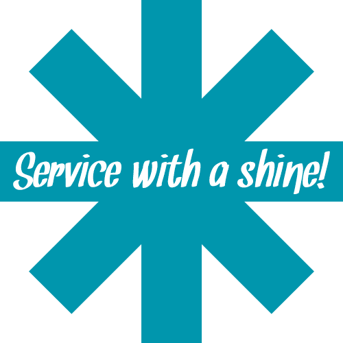 sterren sidebar service with a shine
