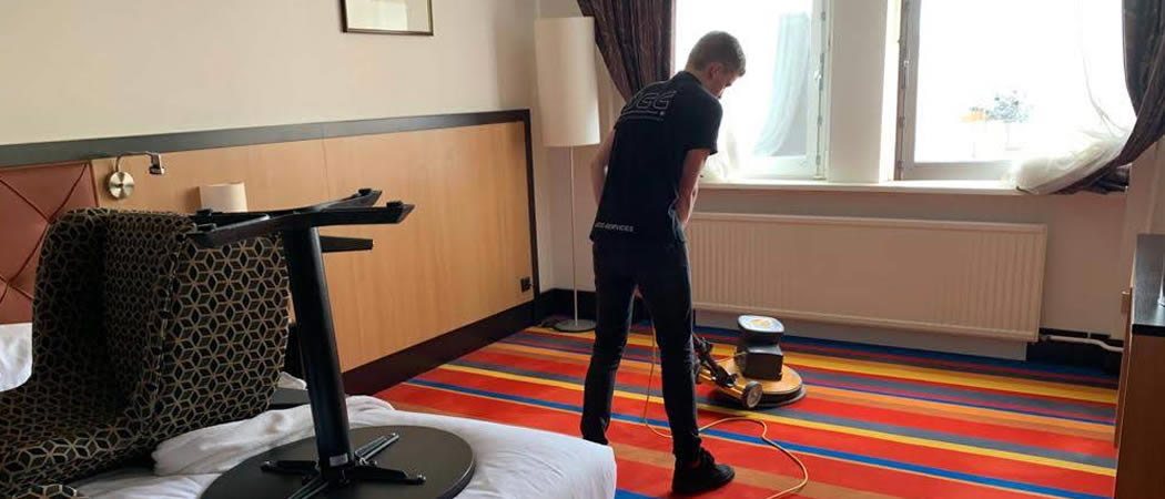 Hotel Cleaning Company Amsterdam